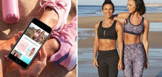Fitness review: Can Lucy Mecklenburgh help you get fit this new year?