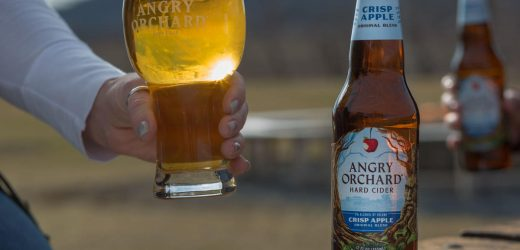 Angry Orchard is Now a Hard Cider Ice Cream