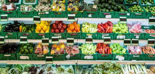 Most Produce Has at Least Some Pesticide In It, Study Finds