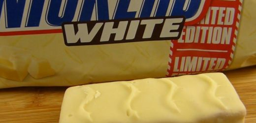 Snickers White Chocolate is Coming Back, This Time Permanently