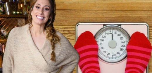 Stacey Solomon weight loss: Loose Women panellist stays in shape with simple trick – what?