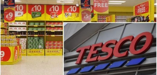 Tesco discount, offers & deals: Supermarket slashes prices of Britons' favourite brands