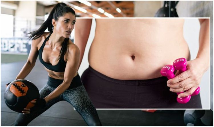 Fitness: Expert reveals the belly fat burning routine she uses to get a flat stomach
