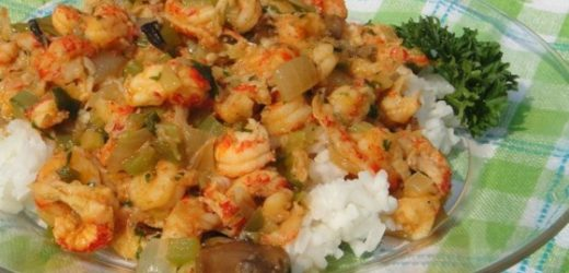 Go-To Crawfish Etouffee Recipe