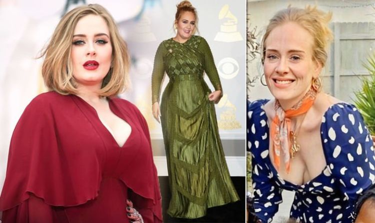 Adele weight loss: Expert reveals diets secret behind chiselled looks and glowing skin