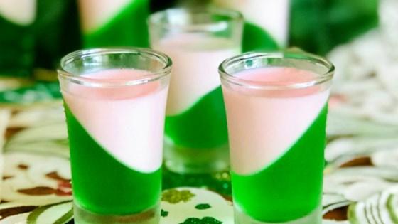 St. Patrick's Day Jell-O® Shots Recipe