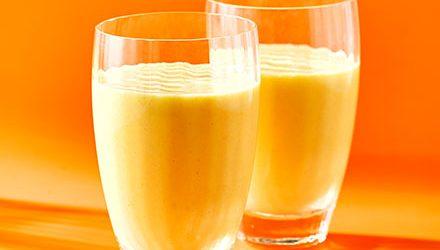 Kefir breakfast smoothie