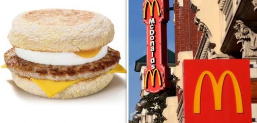 McDonalds breakfast: How to make your own McDonalds breakfast at home – recipe