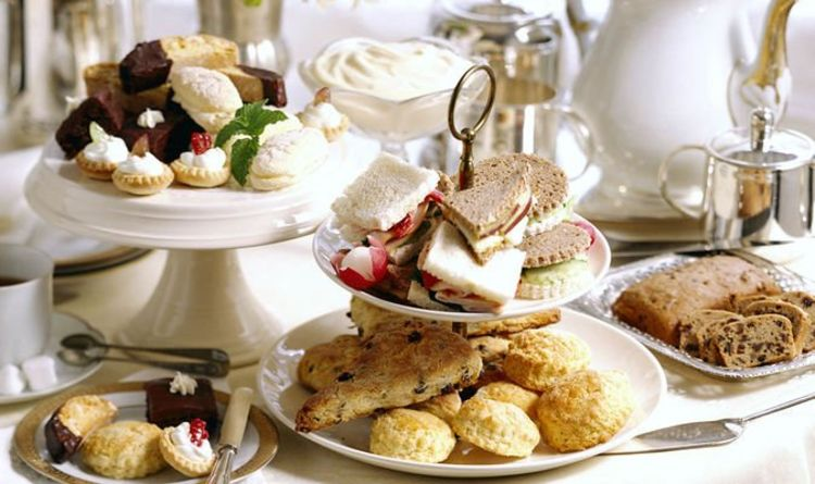 Cream tea delivery: How to get an afternoon tea at home in lockdown