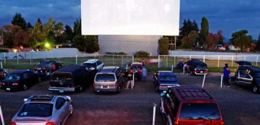 Restaurants Are Turning Their Parking Lots into Drive-In Movie Theaters