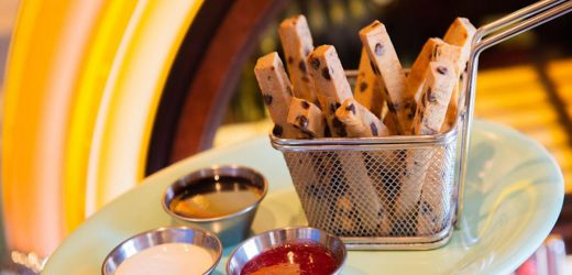 Disney Shared Their Recipe for Cookie Fries and We Can't Wait to Make Them