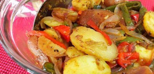 Tex-Mex Potatoes