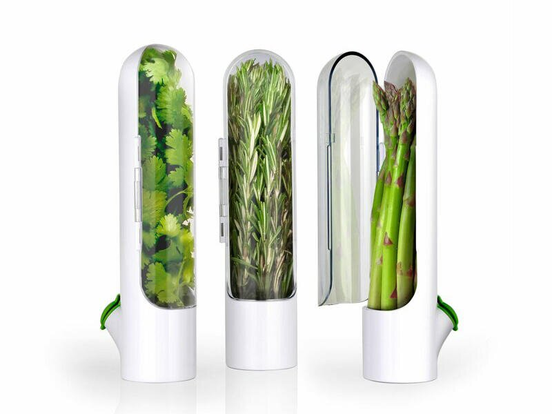 This Prepara Storage Container Triples the Life of Fresh Herbs