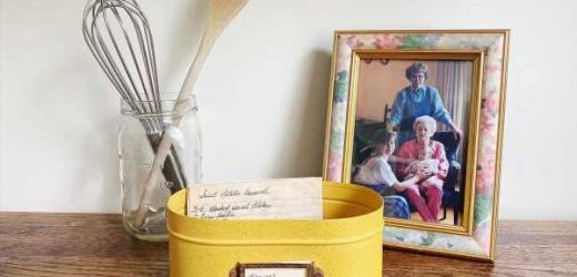 Now's the Time to Dig Up (And Preserve) Your Grandma's Old Recipes