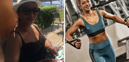 Weight loss: Woman shrinks from a size 14 to a size 6 by following this simple diet plan