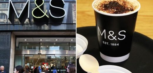 Marks and Spencer to reopen 118 M&S cafes in UK tomorrow – full list of branches