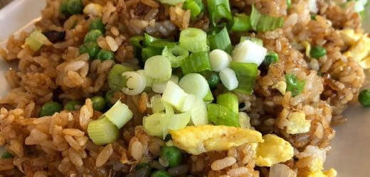 Thai Basil Fried Rice