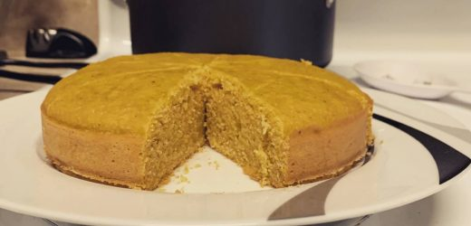 Cornbread (Instant Pot)
