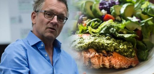 Weight loss: Michael Mosley's diet plan to lose a stone in 21 days