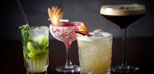 Cocktails: The FOUR best cocktails to make at home this bank holiday