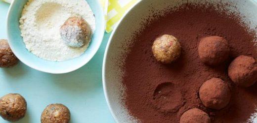 Kids Can Make: Healthy Peanut Butter Balls