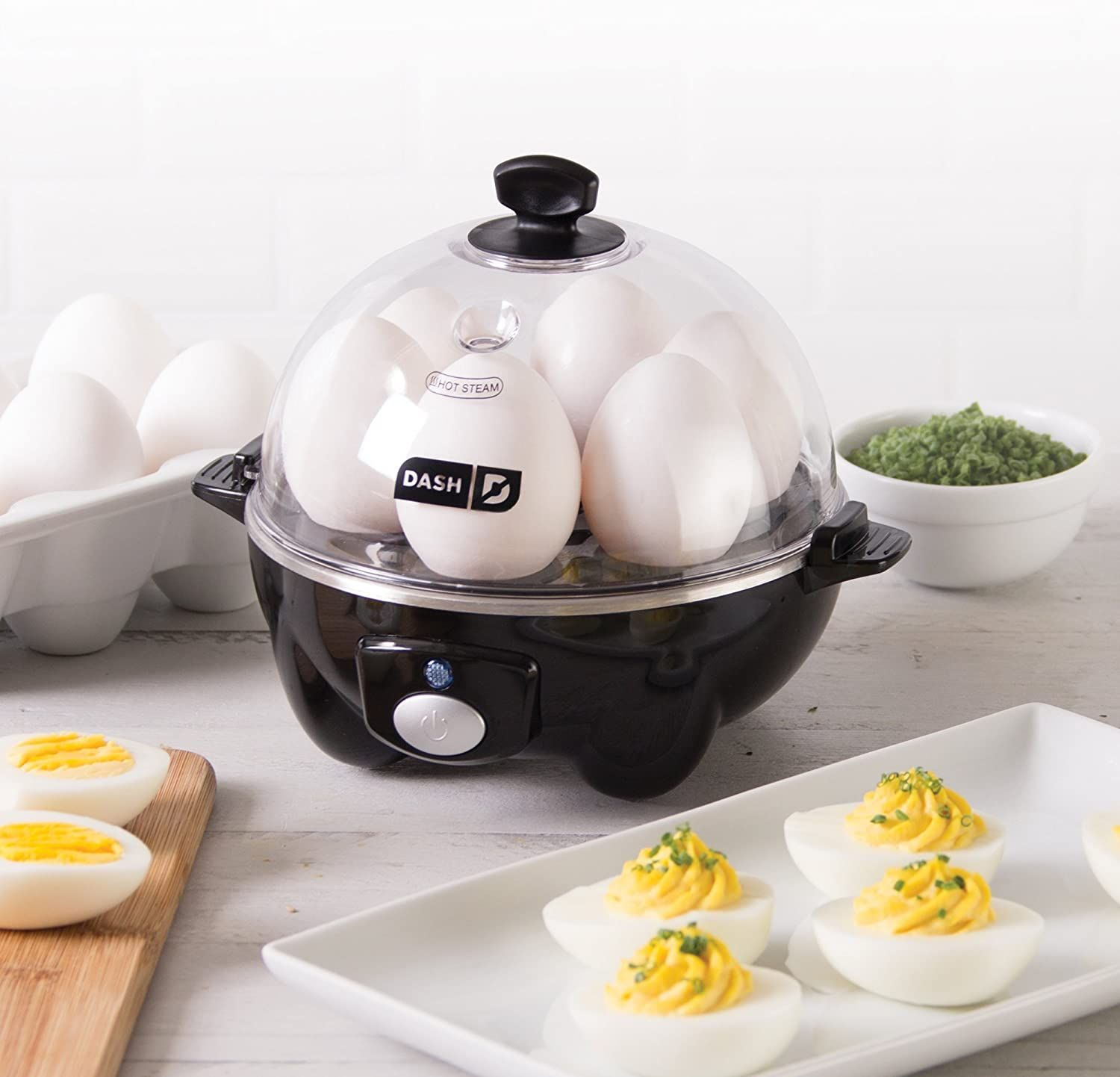 Amazon Slashed The Price Of The Internet's Favorite, Easy-To-Use Egg Cooker