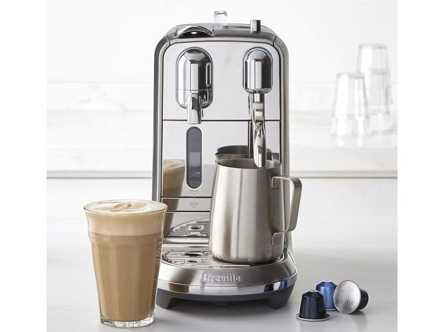 Nespresso Machines Are on Sale for More Than Half Off at Williams Sonoma