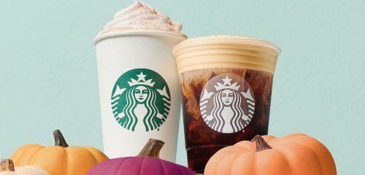 Starbucks' Pumpkin Spice Latte Is Officially Back for 2020