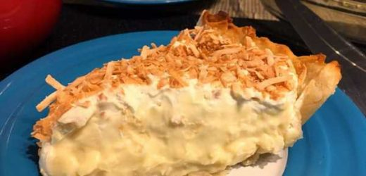 Coconutty Cream Pie