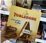 Toblerone Chocolate Cake Exists And Can Be Found In Your Grocery Store Freezer Aisle