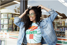 7-Eleven And Forever 21 Made A Line Of Merch That Will Pair Perfectly With A Big Gulp