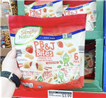 Aldi's PB&J Bites Are Such An Easy Snack And Customers Are Totally Obsessed