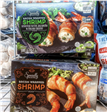 Aldi's Bacon-Wrapped Shrimp Comes With A Spicy Cream Cheese Stuffing