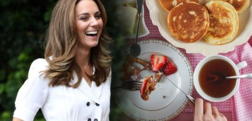 Kate Middleton has certain breakfast everyday to maintain size six figure and flat stomach