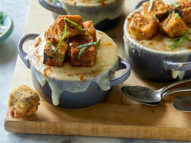Eggplant Parm Soup