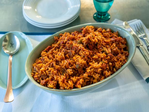 Gullah Red Rice