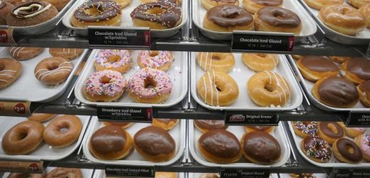 Krispy Kreme Is Offering Free Coffee AND A Donut For National Coffee Day This Year