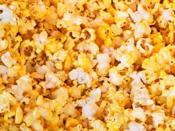 Popcorn Is Piling Up Thanks to Movie Theater Closures