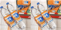 Aldi Sells Bottles Of Caffeinated Water That Can Hydrate And Energize You All At Once