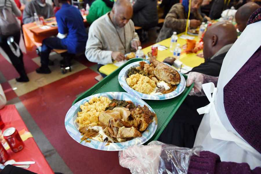 Where And How To Volunteer This Thanksgiving—No Matter Where You Live
