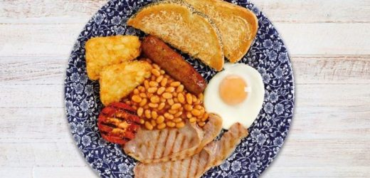 What time do Wetherspoons breakfasts finish?
