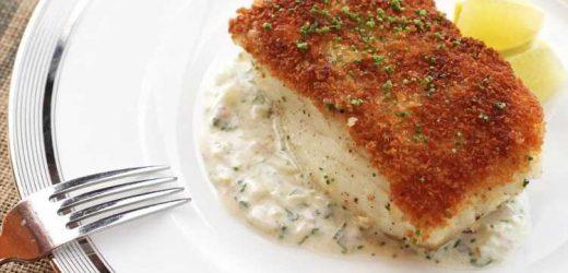 The Easiest Crispy Pan-Seared Fish Recipe