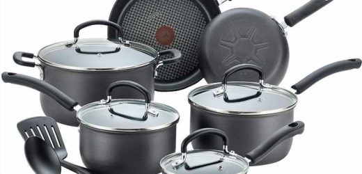 Amazon's Having a Ridiculously Good Sale On T-fal Cookware