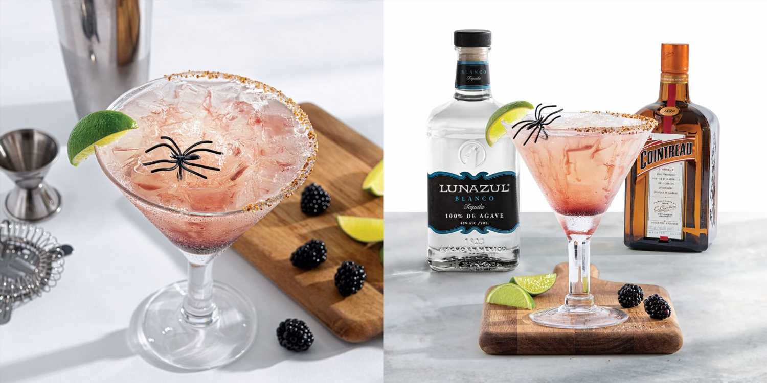 Chili's Has A Halloween Margarita Topped With A Fake Spider Garnish For Just $5 This October