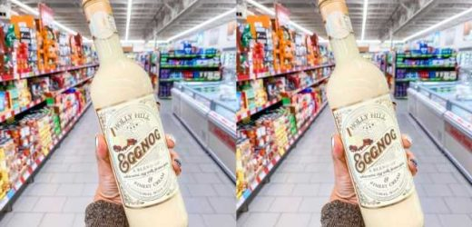 Get Ready Because Aldi Has Boozy Eggnog For The Holidays And It's On Shelves Now
