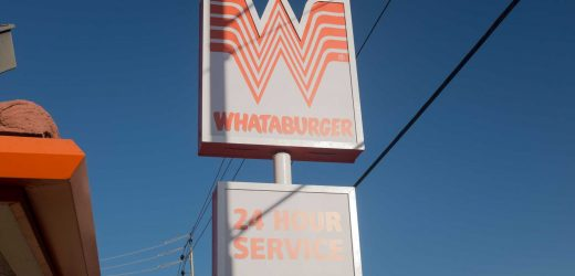 I Tried The Most Popular Items At Whataburger—The Texas Version Of In-N-Out