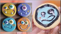 I Tried To Recreate Pinterest's Most Popular Halloween Cookies