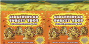 Trader Joe's Is Selling Gingerbread Turkey Kits That Will Look Great On Your Dessert Spread