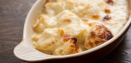 Cauliflower cheese sauce recipe: How to make cauliflower cheese