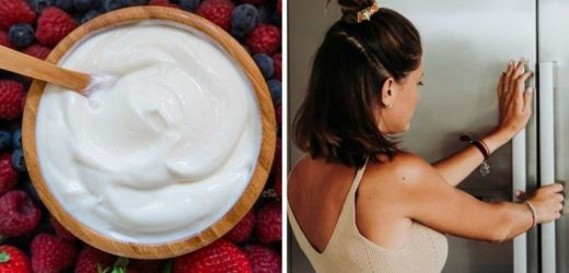 Can you freeze yoghurt?